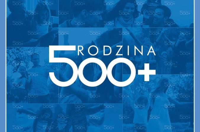 Program Rodzina 500+ [ważne aktualne informacje]