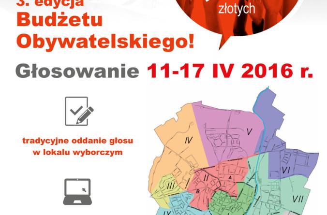 Świdnicki Budżet Obywatelski 2016