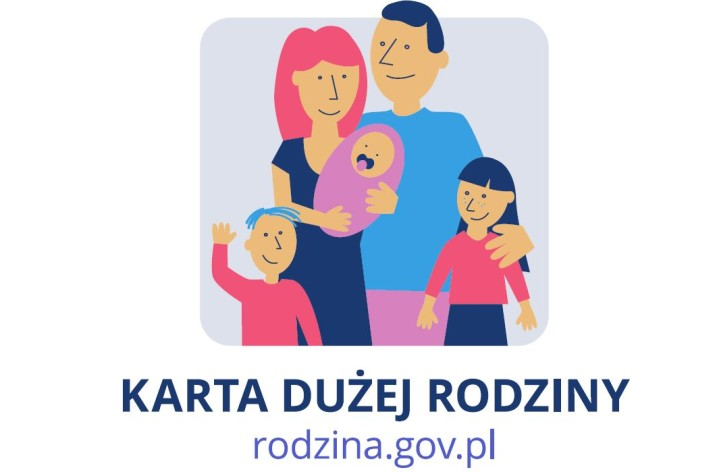 Zaproszenie do programu Karta Dużej Rodziny