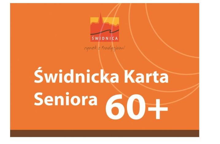 "Program ""Świdnicka Karta Seniora"""