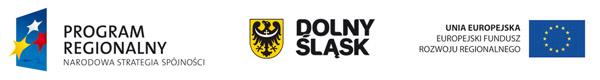 Baner PROGRAM REGIONALNY Narodowa Strategia Spójności-Dolny Śląsk- UNIA EUROPEJSKA Europejski Fundusz Rozwoju Regionalnego