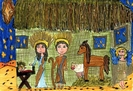 Świąteczne kartki młodych świdniczan