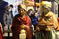 Świdniczanie życzyli sobie pogodnych świąt