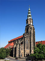 THE CATHEDRAL OF ST. STANISLAUS AND ST. WENCESLAUS