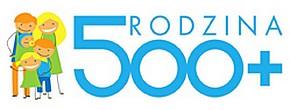 rodzina 500+, logotyp