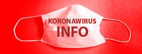 koronawirus info, maseczka
