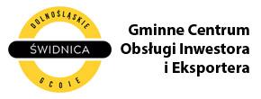 gminne centrum obsługi inwestora i eksportera, logotyp